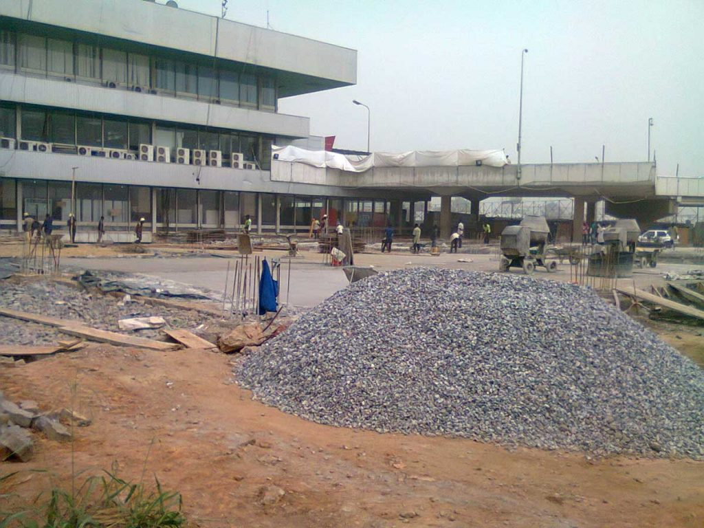 Expansion of Murtala Mohammed international airport
